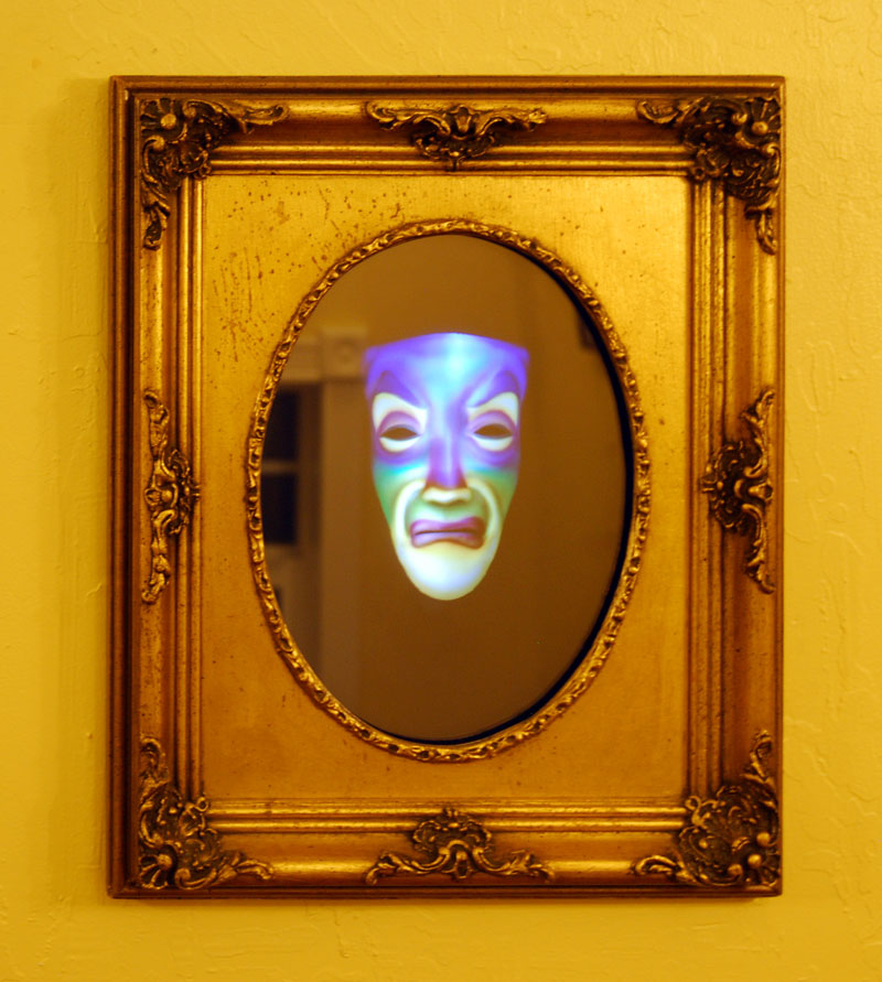 Diy magic mirror